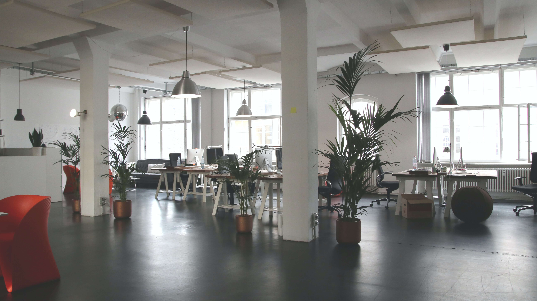 Spacious Workplace