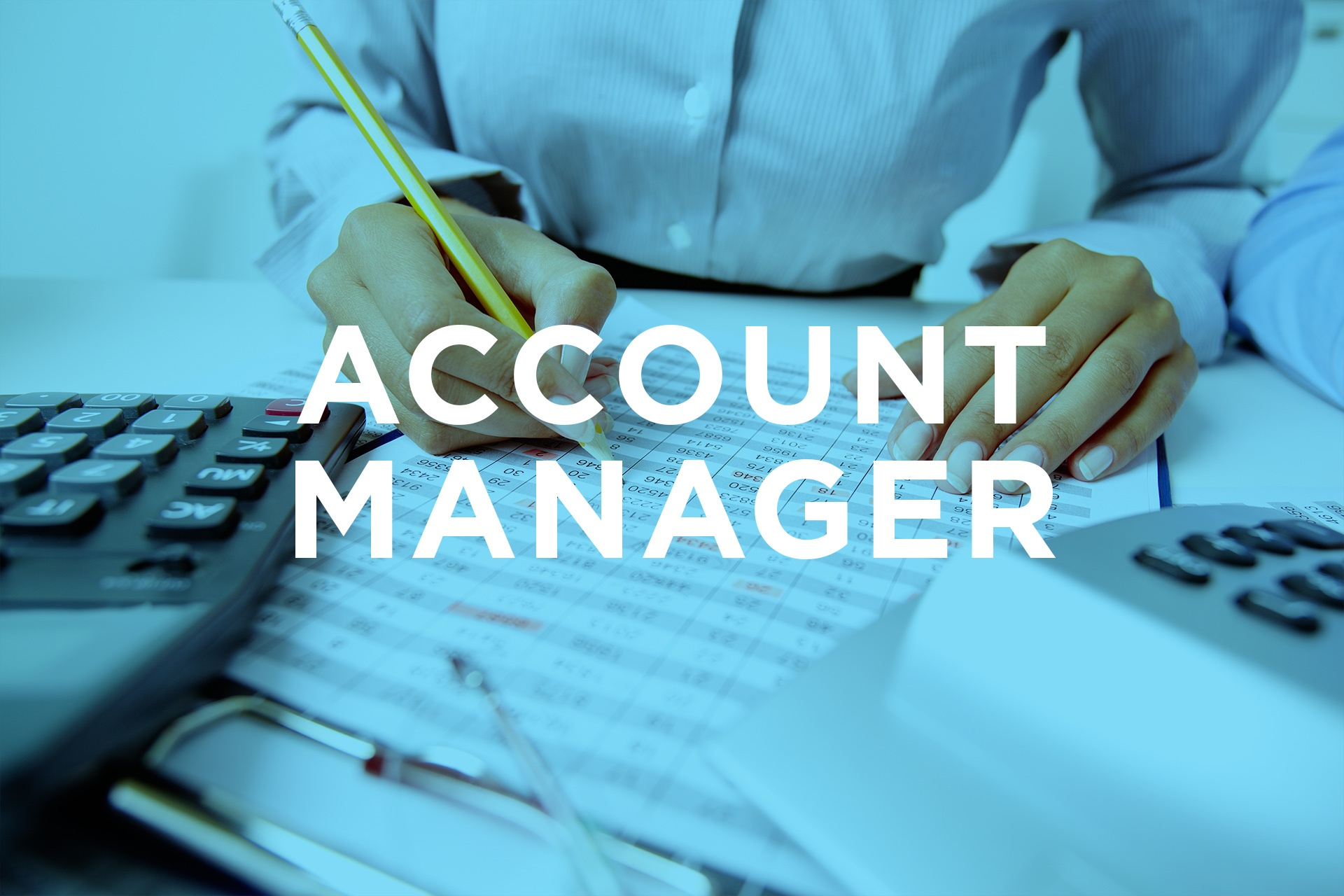 Account Manager, London