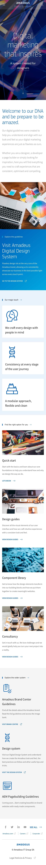 homepage-digital-guidelines-mobile-view