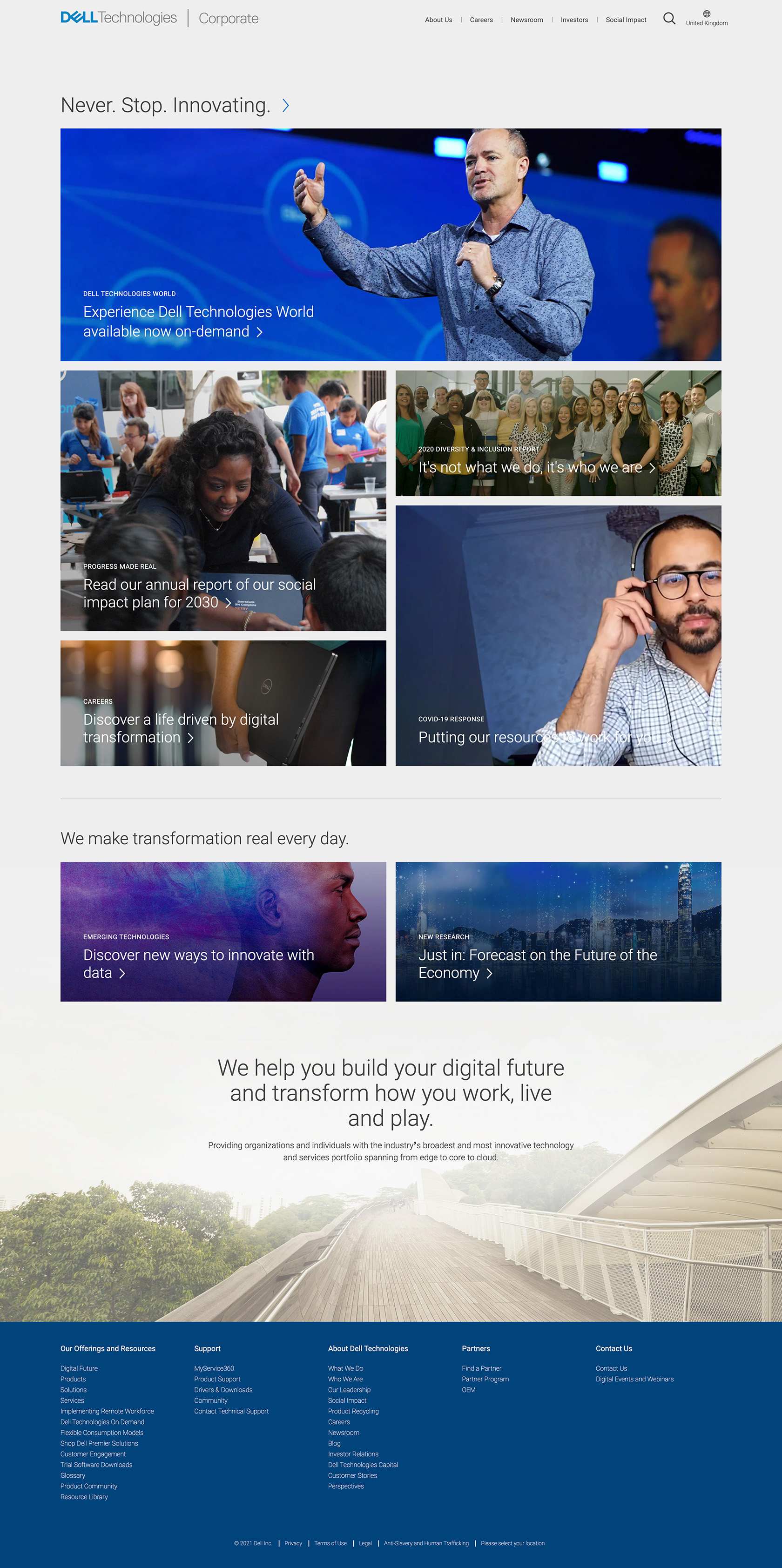 dt-corporate-webpage